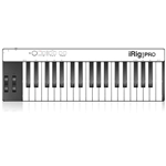 IK Multimedia iRig Keys PRO - Master keyboard a 37 tasti per sistemi Android, iOS, PC e MAC