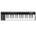 IK Multimedia iRig Keys 37 - Mini master keyboard a 37 tasti per sistemi PC e MAC