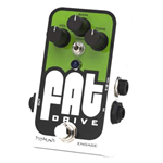 Pigtronix Fat Drive - Tube sound overdrive