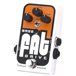 Pigtronix Bass Fat Drive - Overdrive per basso