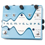 Pigtronix Tremvelope - Envelope modulated tremolo