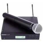 Shure BLX24RE SM58 Sistema Palmare Wireless