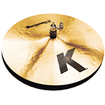 "Zildjian 14"" K Mastersound Hi-hat (cm. 36) Piatto"