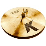 "Zildjian 13"" K Custom Dark Hi-hat (cm.33) Piatto"