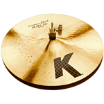 "Zildjian 14"" K Custom Dark Hi-hat (cm. 36) Piatto"