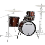 Ludwig LC179X025 Breakbeats Wine Red