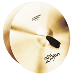 "Zildjian 18"" Coppia Piatti Sinfonici Francesi Medium Thin (cm. 45)"