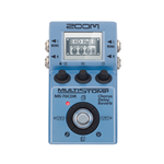 Zoom MS70CDR Pedale multieffetto Chorus, Delay, Reverb