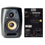 KRK VXT4 Monitor Da Studio Nearfield