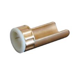 SHUBB Axys guitar slide brass