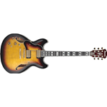 Ibanez AS153L AYS Artstar Mancina Antique Yellow Sunburst