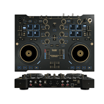 HERCULES DJ Console RMX 2 Black and Gold