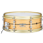 "Tama TLM145S-OMP STAR Reserve Solid Maple - 14""x5"" - finitura Oiled Natural Maple con intarsio in legno - LIMITED EDITION"