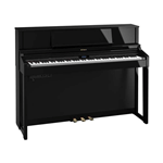 Roland LX7 PE Polished Ebony Pianoforte digitale