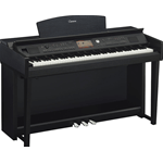 Yamaha CVP705B Pianoforte Digitale Nero