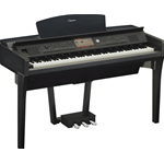 Yamaha CVP709B Pianoforte Digitale Nero