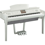 Yamaha CVP709PWH Pianoforte Digitale