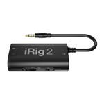 IK Multimedia iRig 2 Interfaccia audio per chitarra/basso - sistemi Android, iOS e MAC
