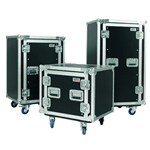 Proel SA20BLKM Flight Case Professionale