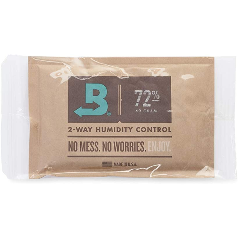 Boveda Umidificatore 2Way Control 60gr. 72%