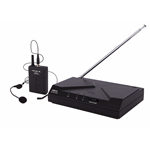 Proel WM101 H Microfono Wireless ad Archetto hardset