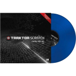 Native Instruments Control Vinyl Blue MK2 Scratch