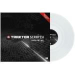 Native Instruments Scratch Control Vinyl Clear MK2