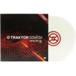 Native Instruments Scratch Control Vinyl White MK2