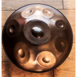 RAMMERDRUM Handpan 9 note, Disco Armonico, Hang, HandPan
