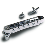 Gibson Nashville Tune-o-matic Bridge Nickel PBBR-045