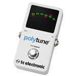 TC Electronic PolyTune 2 White
