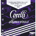 Savarez Corelli Alliance 800M Set Violino Medium