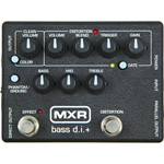 MXR M80 Bass DI Plus Distorsore per Basso