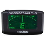 Boss TU01 Chromatic Tuner Accordatore Cromatico