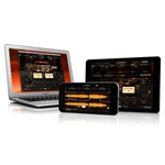 IK Multimedia Lurssen Mastering Console -app per iPhone/iPad e Mac/PC