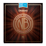 D'addario NB1253 Set Chitarra Acustica Bronze Light 12-53