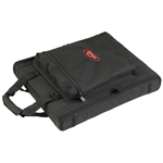 1SKB-SC191U 1U SOFT RACK CASE, STEEL RAILS